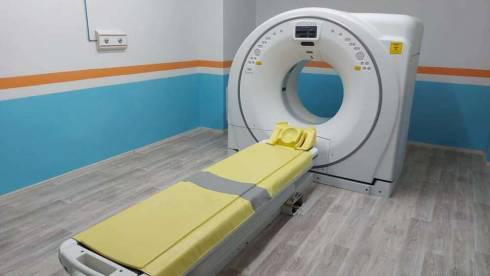 Ещё один кабинет компьютерной томографии открылся в Жезказгане