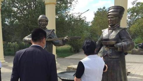 В Жезказгане отремонтируют городской парк «Наурыз»